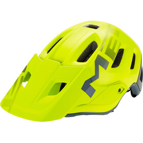 MET Roam Kask rowerowy, matt lime green/black